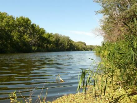 Славное озеро Став
