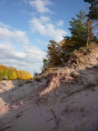 Розовые пески Алексеевки