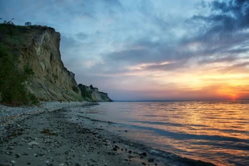 Волга. Рассвет