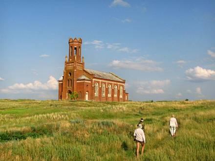 Лютеранская церковь в Гречихино