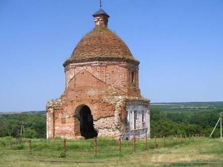 Церковь в Бахметьево
