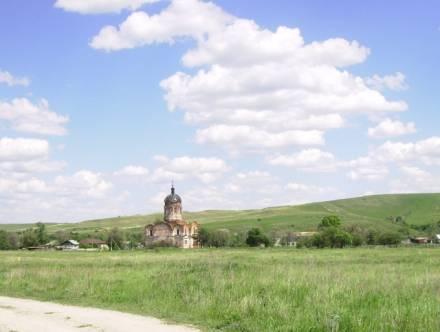 покровская церковь в селе Сокур